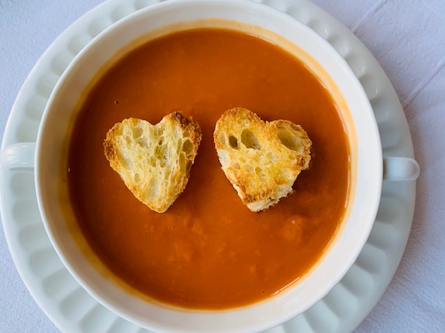 creamy tomato soup to love