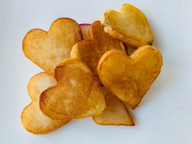 lovey potatoes