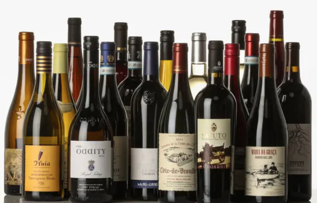 wine bottles decide how much for party