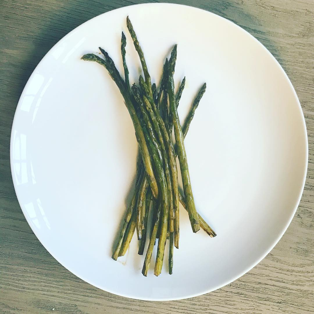 Longing for asparagus