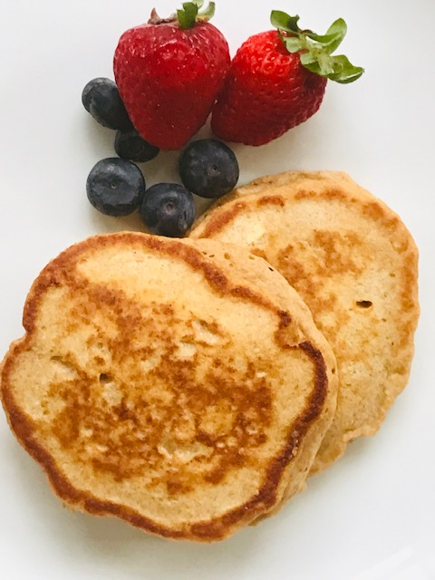 perfect buttermilk pancakes