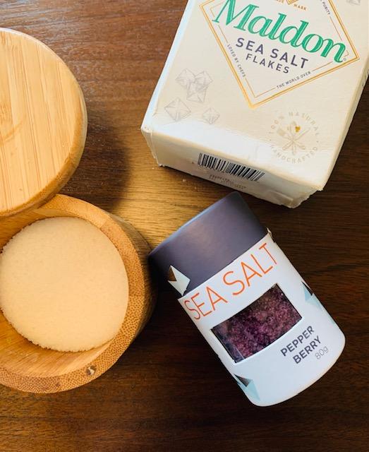 variety of salts